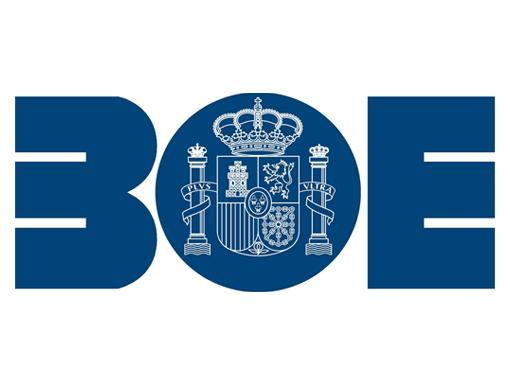 Autopromocionales Boletín Oficial del Estado